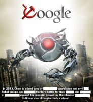 Google China by Agent-Spiff