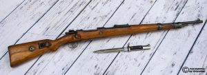 1940 German 98k Erma Vet Bring Back w/ Bayonet by spaxspore
