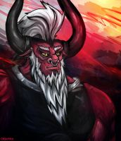 Lord Tirek. by CzBaterka