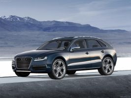 Audi Q6 Crossover by Car-Mad-Mike