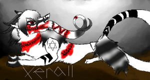 Xerall by BloodRayne-demonwolf
