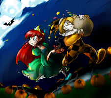 Halloween? by gaby14link