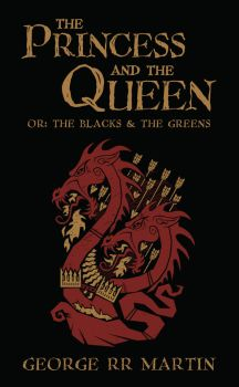 The Princess And The Queen Book Cover by nateblunt