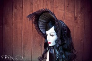 Black x Gray Bonnet 2 by apatico