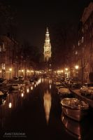 Amsterdam church by donk00085