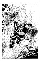 Finch Blackest Night Inks by JAD-Inks