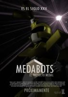 Medabots Movie Fan Made by pablolanztl