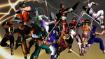 Dynasty Warriors 1 Roster by The4thSnake