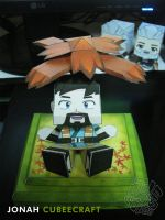Jonah Stander Papercraft pdf by jolwelcome