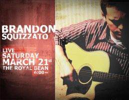 Brandon Squizzato Concert by squizzi