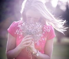 Sweet smell of Summer by thesashabell