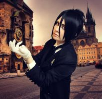 Always Remain - Sebastian Michaelis by NaruForeverSasu