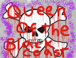 Flag For The Most Bad Ass Chick Ever by ArielKamikaze