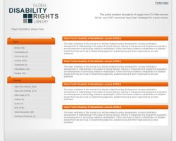 Disability Library Mock by datamouse