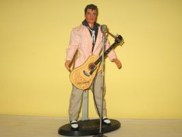 Elvis Presley Figure 1 (50's) by RoyPrince