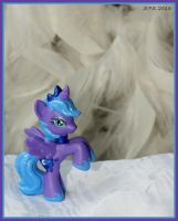 Custom BB My Little Pony -Princess Luna by wylf