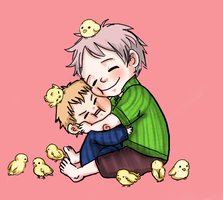 APH: HUGGSS FOREVERRR by Assby