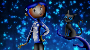 Coraline by cutecolorful