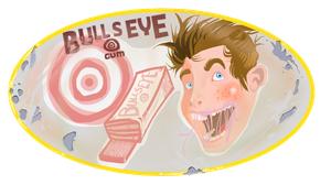 BullsEye Gum TF2 decal by NoBullet