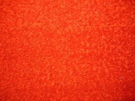 Orange Fabric by Limited-Vision-Stock