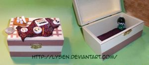 Sushi box by lysen