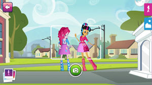MLP EG - Me and Pinkie Pie in a photo 10 by Magic-Kristina-KW