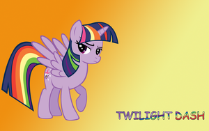 Twilight Dash Wallpaper by jlryan