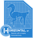 Horizontal Species Folder Info by pandemoniumfire