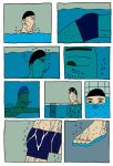 Swimming Page 2 colour by Stef192k