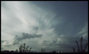 clouds by aanitha