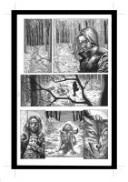FUNHOUSE of HORRORS 3 Page 4 by RudyVasquez