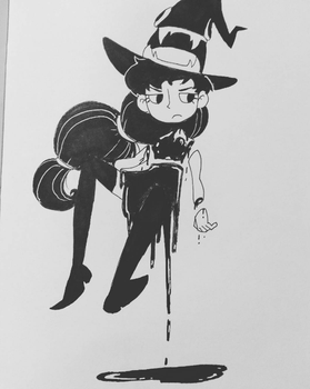 Blood Witch by chubbynugget