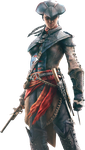 Assassin's Creed Liberation - Aveline by IvanCEs