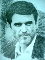 Roy Keane by tartyhoLAR