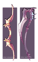 Weapon commission 4 by Epic-Soldier