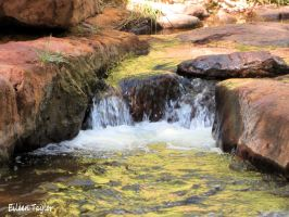 Small Falls by emwtaylor
