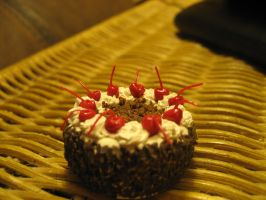 Black Forest Cake by Shacchan