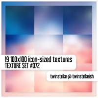 Texture Set 072 by twinstrikeish