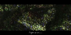 Forget me not by barrymdesigns