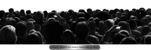 Crowd  png by M10tje