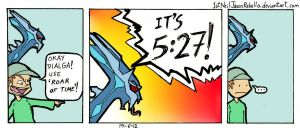 Dialga's ultimate attack by 1stNeilJasonRebello