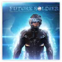 Future Soldier by TraBaNtzeL23