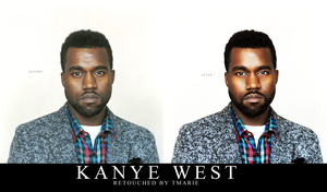 Kanye West by tayamour