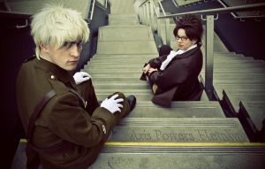 Those Gentleman of Hetalia by Renos-fangirl247