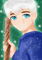 Jack Frost by StardustMelodii