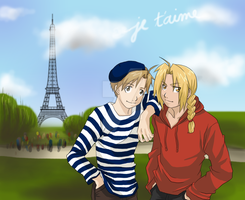 Je t'aime by peace-of-hope