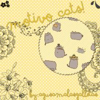 MotivoCats! By:Me:D by AgusAmaLasGalletas