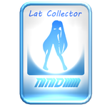 Platinum Lat Collector Badge by XXSefa