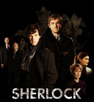 Sherlock Tee Shirt by Vuel