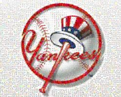 Yankees DA Photomosaic by drsparc